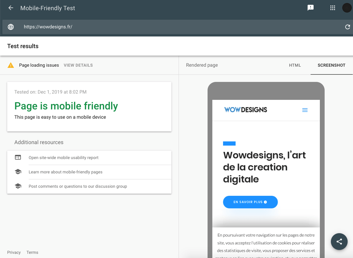 mobile friendly onpage SEO